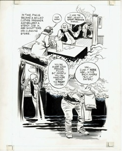 Will Eisner's The Sanctum
